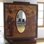 Miroir japonais