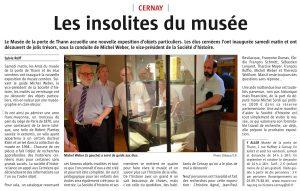L'Alsace 30/06/2016